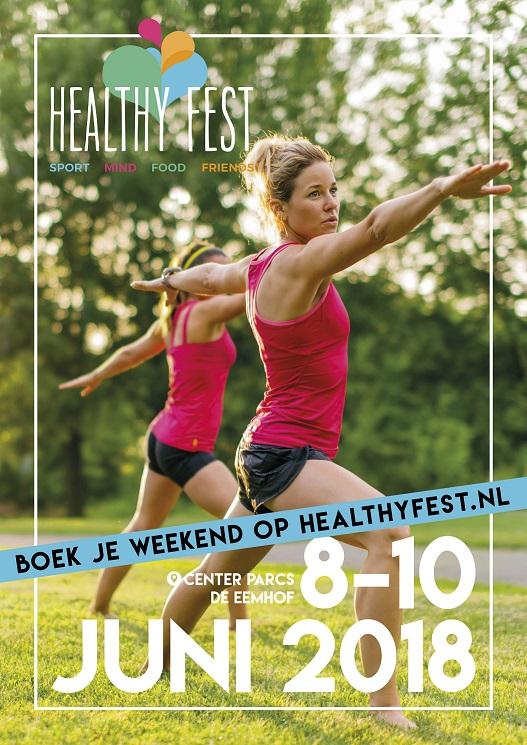 Voorverkoop meest gezellige en gezonde festival van Nederland gestart: Healthy Fest